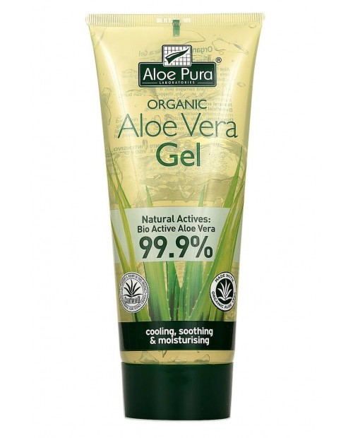 Optima Naturals Puro Gel di Aloe Vera 200 ml
