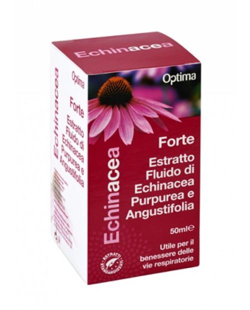 Optima Naturals Echinacea estratto Fluido Forte 50 ml