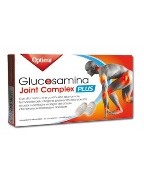 Optima Naturals Glucosamina Joint Complex 500 Plus 30 compresse