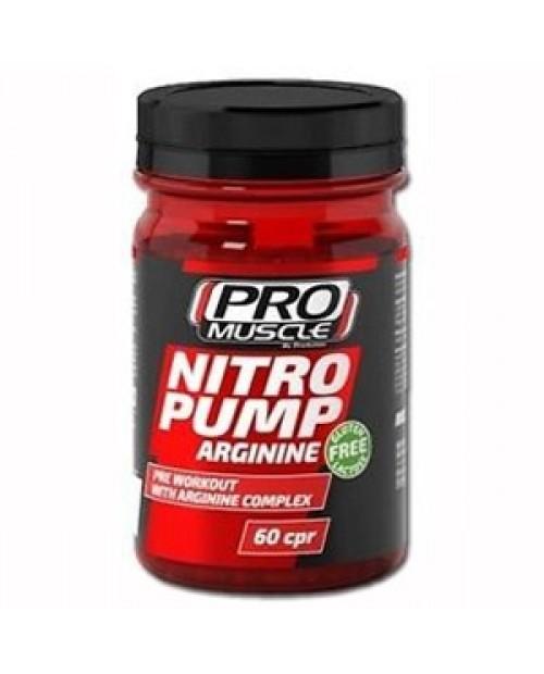 Proaction Nitro Pump 60 Compresse