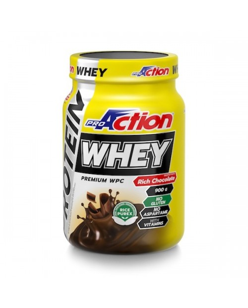 ProAction Protein Whey  900 Grammi