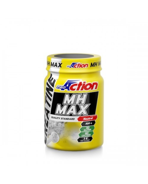 ProAction Creatine MH Max 500 Grammi