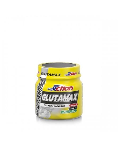 ProAction Glutamine Glutamax 200 Grammi