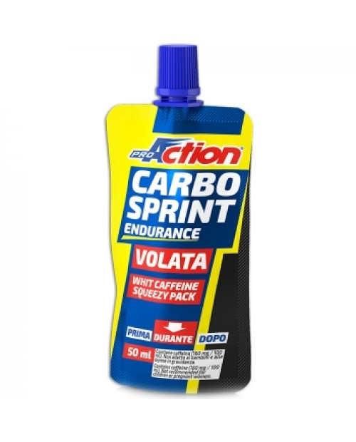 ProAction Carbo Sprint Volata 1 Doypack da 50 ml