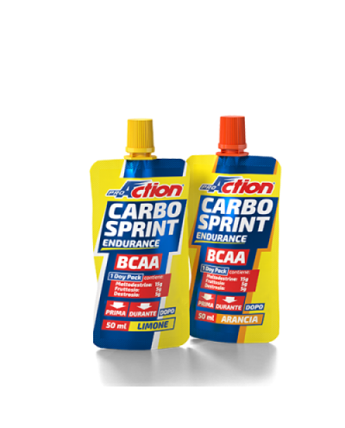 ProAction Carbo Sprint 1 Doypack 50 ml