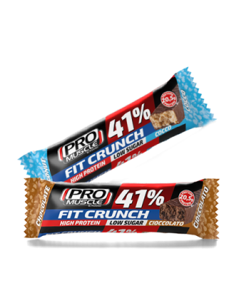 Proaction Fit Crunch 41% 50 grammi