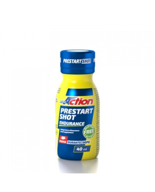 ProAction Prestart Shot 1 Flacone da 40 ml