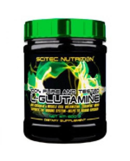 Scitec Nutrition  L-Glutamine 300 grammi