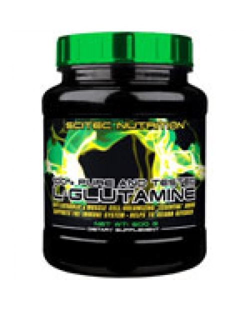 Scitec Nutrition  L-Glutamine 600 grammi