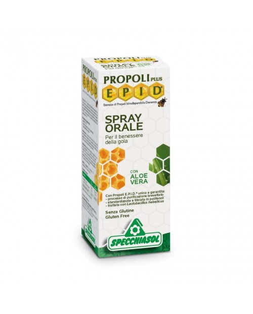 Specchiasol Epid® Spray orale con Aloe 15 ml
