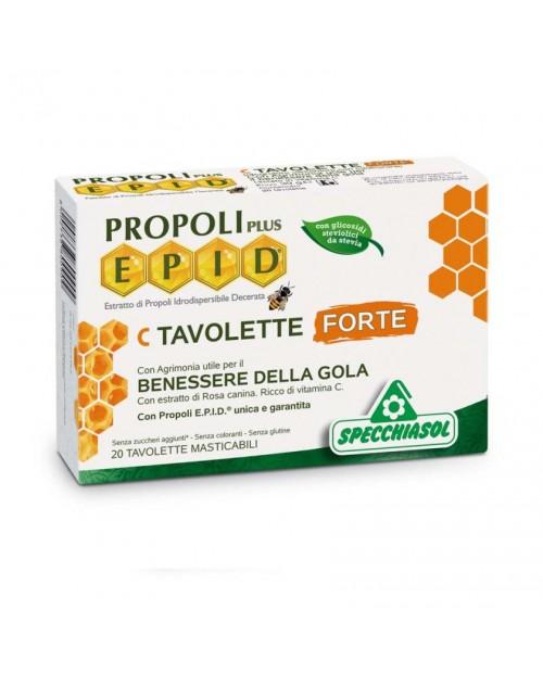 Specchiasol Epid® C Tavolette Forte 20 Compresse Masticabili