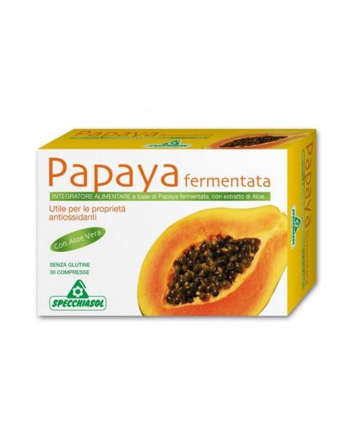 Specchiasol Papaya Fermentata 30 Compresse