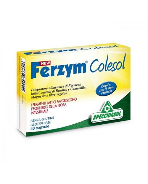 Specchiasol Ferzym Colesol 40 capsule
