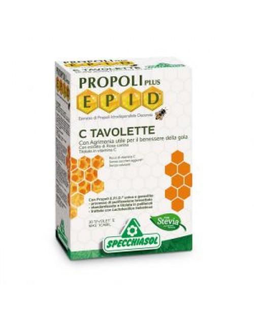 Specchiasol Epid® C Tavolette 30 tavolette masticabili