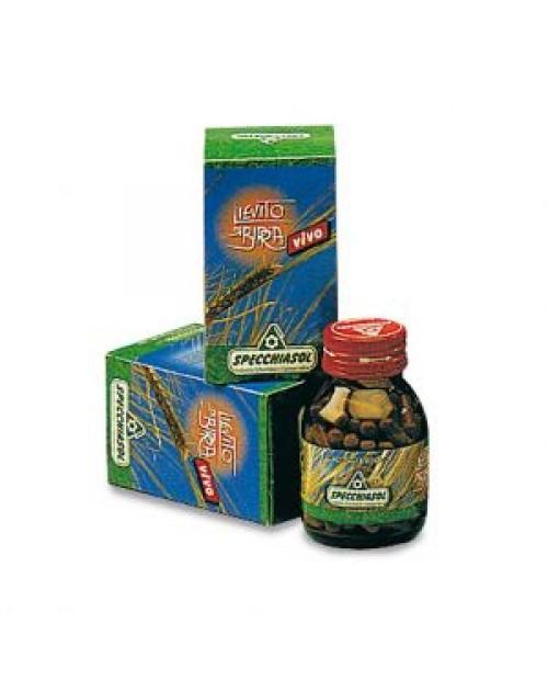 Specchiasol Lievito di Birra Vivo 100 capsule