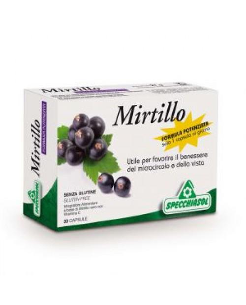 Specchiasol Mirtillo Formula Potenziata 30 capsule