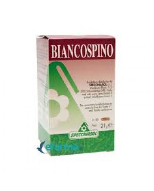 Specchiasol Biancospino 80 capsule