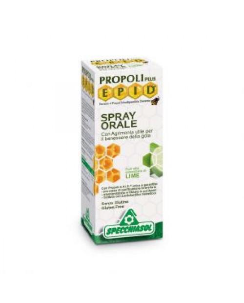 Specchiasol Epid® Spray Orale con Agrimonia Gusto Lime 15 ml