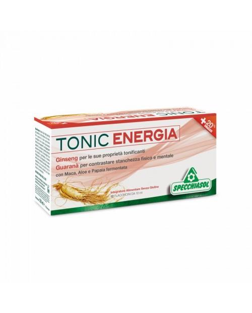 Specchiasol Tonic Energia 12 flaconcini