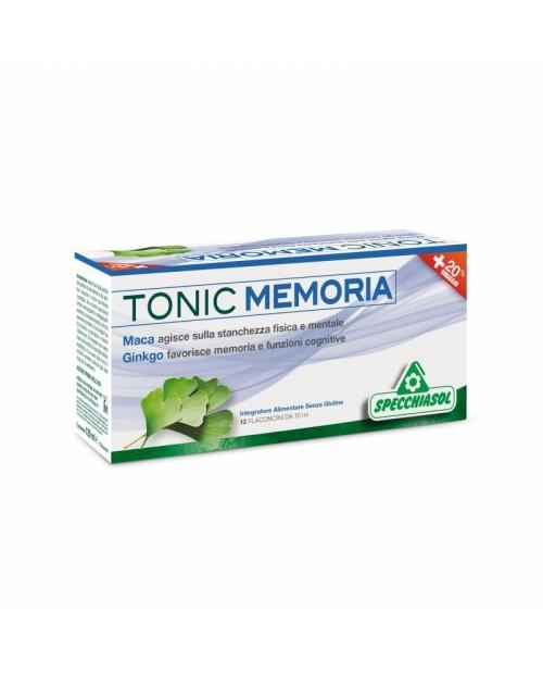 Specchiasol Tonic Memoria 12 flaconcini