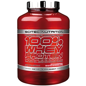 Scitec Nutrition 100% Whey Protein Professional 2350 grammi