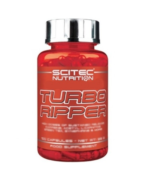 Scitec Nutrition Turbo Ripper 100 capsule