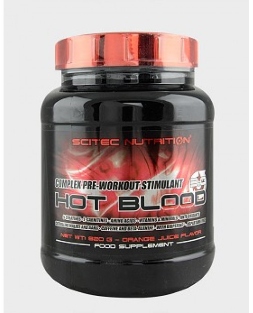 Scitec Nutrition Hot Blood 3.0 820 grammi