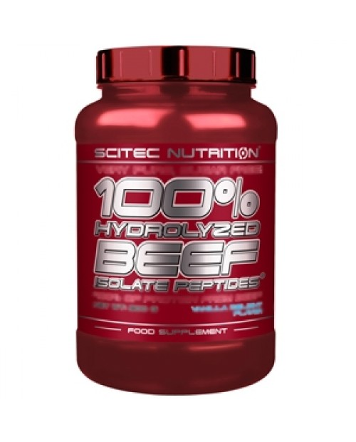 Scitec Nutrition 100% Hydrolyzed Beef Isolate Peptides 900 grammi