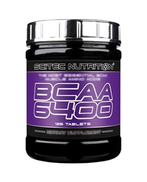 Scitec Nutrition  BCAA 6400 125 compresse