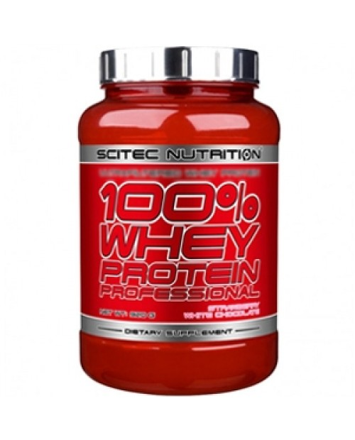 Scitec Nutrition 100% Whey Protein Professional 920 grammi