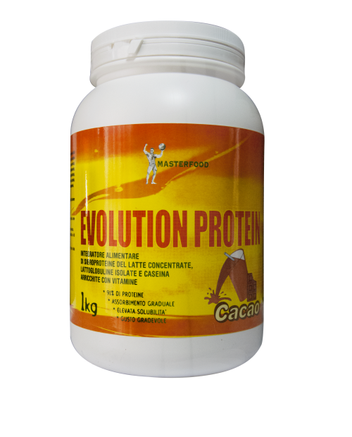 Masterfood Evolution Protein 1 Kg