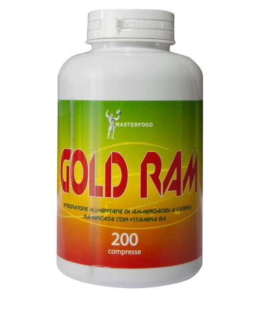 Masterfood Gold Ram 200 Compresse