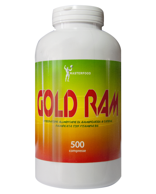 Masterfood Gold Ram 500 Compresse