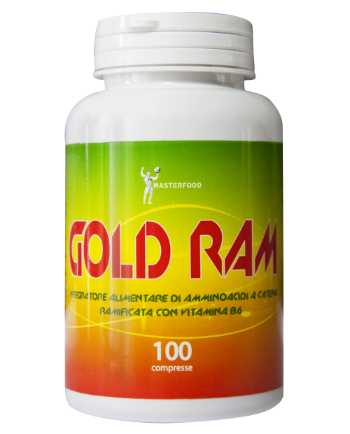 Masterfood Gold Ram 100 Compresse