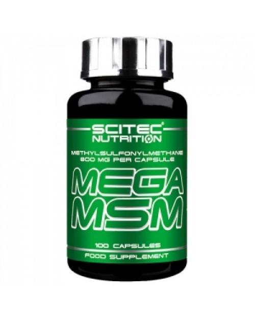 Scitec Nutrition  Mega MSM 100 capsule