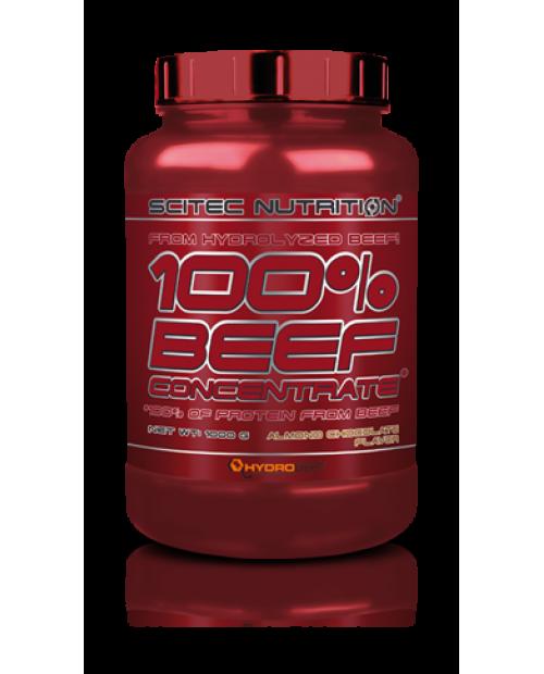 Scitec Nutrition 100% Beef Concentrate 1000 grammi