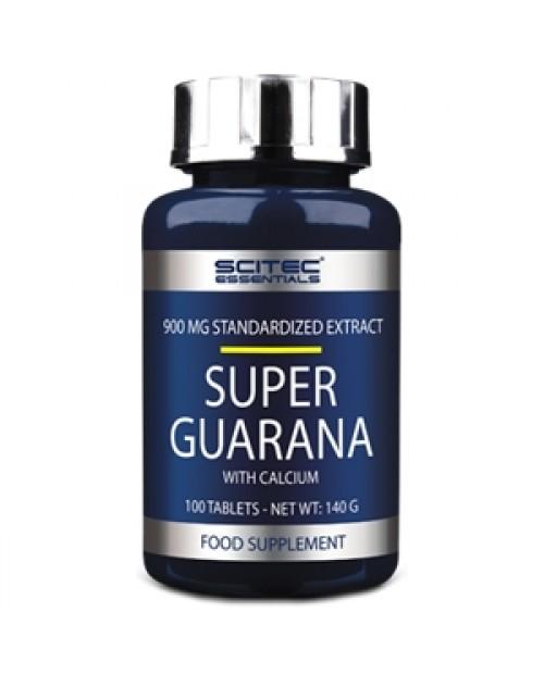 Scitec Nutrition  Super Guarana 100 compresse
